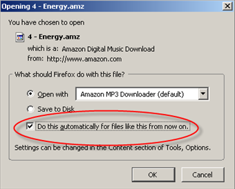 Installing MP3 Downloader For Accessing Amazon MP3 Music Store