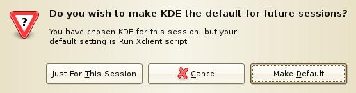 Switch Between Gnome And KDE Desktops In Ubuntu Or Kubuntu