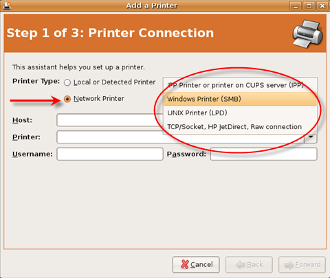 Ubuntu Guide For Windows Users: Connecting To Shared Printers On