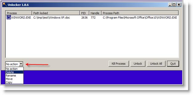 Unlocker. Exe windows process what is it?