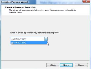 forget computer password